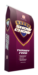 reiterman feed and supply purina honor show chow turkey grower finisher