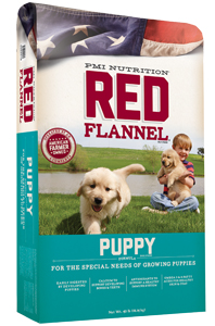 Reiterman Feed Dog Food Exclusive Red Flannel